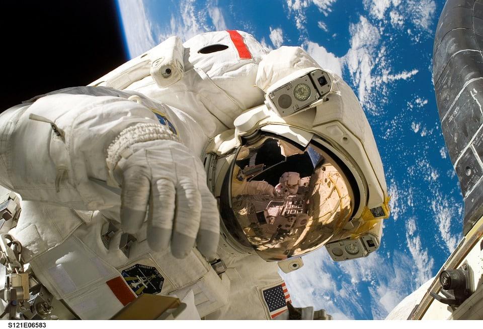 Qué comen los astronautas 1