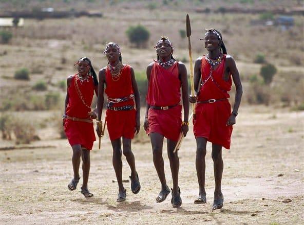 Que comen los masais
