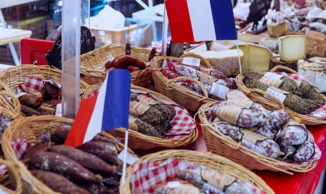 Que comen los franceses