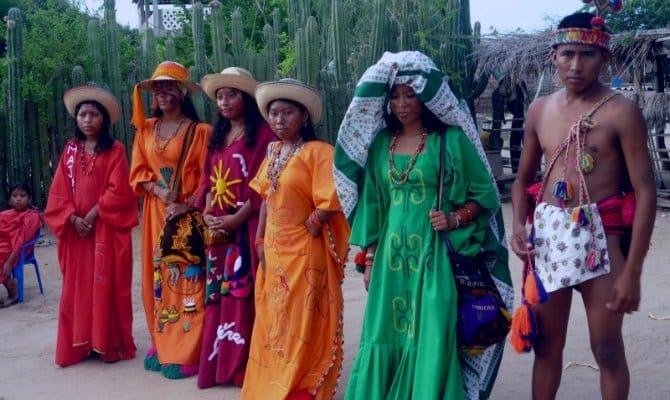 Que comen los Wayuu