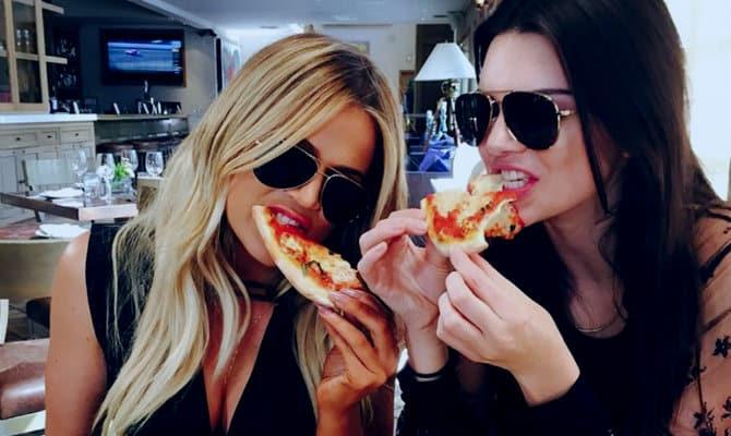 Que comen las Kardashian 2