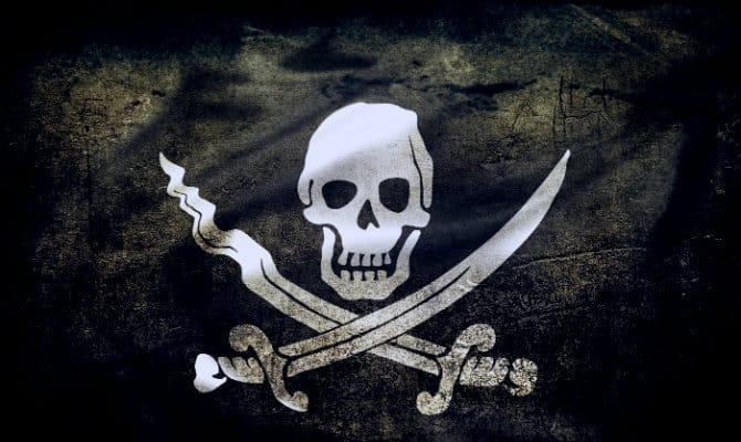 Qué comen los piratas