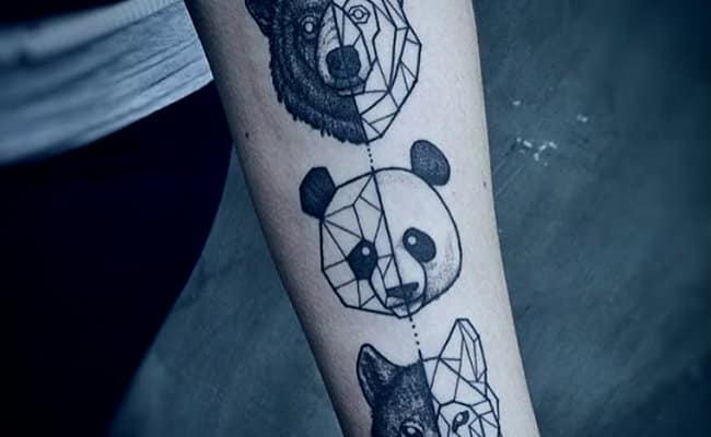 Conoce los significados de los tatuajes de animales 1